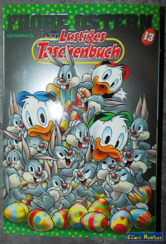 comic cover Ostergeschichten 13