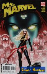 Ms. Marvel (Variant Cover-Edition)