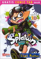 Splatoon (Gratis Comic Tag 2018)
