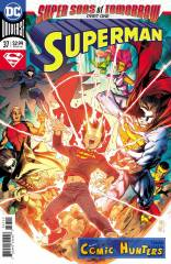 Super Sons of Tomorrow, Part 1: Dark of the Son