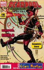 Deadpool vs. SHIELD