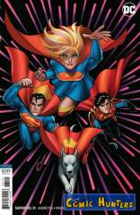 The House of El: United (Variant Cover-Edition)