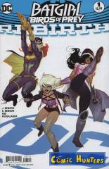 Batgirl and the Birds of Prey: Rebirth (Variant Cover-Edition)