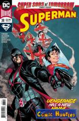 Super Sons of Tomorrow, Part 4: Into the Light