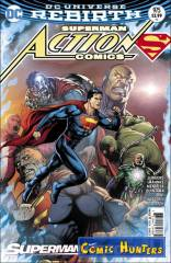 Superman Reborn, Part Two