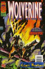 Thumbnail comic cover Wolverine 2