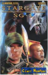 Stargate SG-1: Fall of Rome (Tau'ri Defenders Variant Cover-Edition)