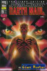 Star Wars: Darth Maul 2 von 2 (Comicshop-Edition)