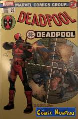 Deadpool (Metall Box Variant Cover-Edition)