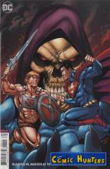 To Eternia with Death (Variant Cover-Edition)