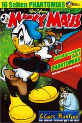 Thumbnail comic cover Micky Maus Magazin 28