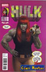 Hulk (Mary Jane Variant Cover-Edition)