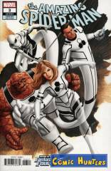 Back to Basics, Part Three (Return of the Fantastic Four Variant Cover-Edition)
