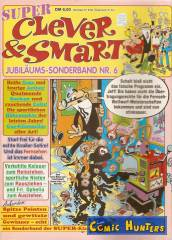 Clever & Smart Super Jubiläums-Sonderband