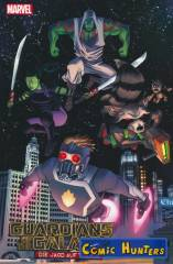 Guardians of the Galaxy: Jagd auf Thanos (Variant Cover-Edition)
