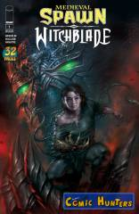 Medieval Spawn & Witchblade (Megacon Variant Cover-Edition)