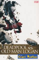 Deadpool vs. Old Man Logan (Variant Cover-Edition)