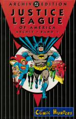 Justice League of America Archiv Band 1