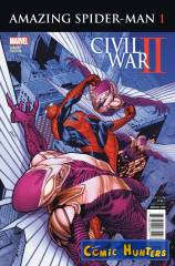 Civil War II: Amazing Spider-Man (Variant Cover-Edition)