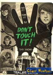 Don't Touch It! (Ashcan Trailer Comic)