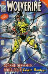 Thumbnail comic cover Wolverine 12