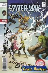Sinister Six Reborn Part 1 (2nd Print Variant Cover-Edition)