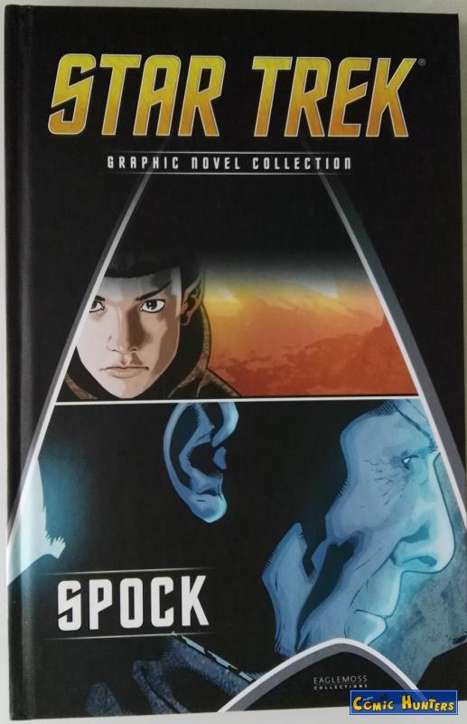 comic cover Star Trek - Spock 4