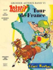 Asterix Tour de France
