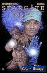 Stargate SG-1: Fall of Rome (Drake Painted Variant Cover-Edition)