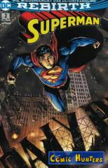 Superman (Comic Con Germany Variant Cover-Edition)