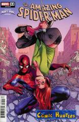 Running Late (Amazing Mary Jane Variant Cover-Edition)