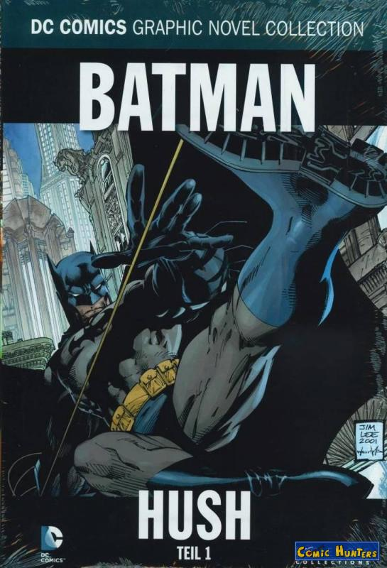 comic cover Batman: Hush - Teil 1 1