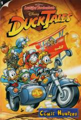 Thumbnail comic cover DuckTales 1