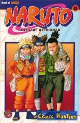 Thumbnail comic cover Naruto 21