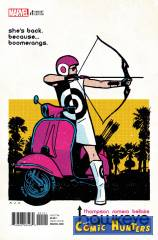Hawkeye (Variant Cover-Edition)