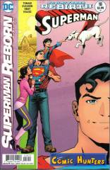 Superman Reborn, Part One