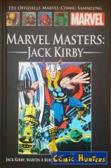 Thumbnail comic cover Marvel Masters: Jack Kirby 175