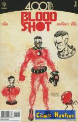 4001 A.D.: Bloodshot (1:10 Retailer Incentive Character Design Cover C)