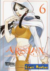 Thumbnail comic cover The Heroic Legend of Arslan 6