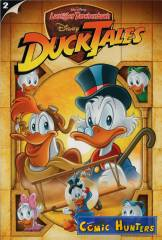 Thumbnail comic cover DuckTales 2