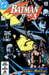 Batman: Year Three, Part 1, Chapter One: Different Roads